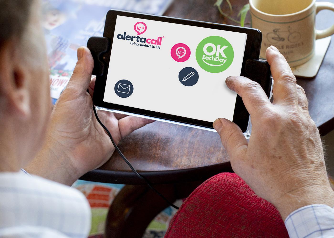 OKEachDay Touchscreen